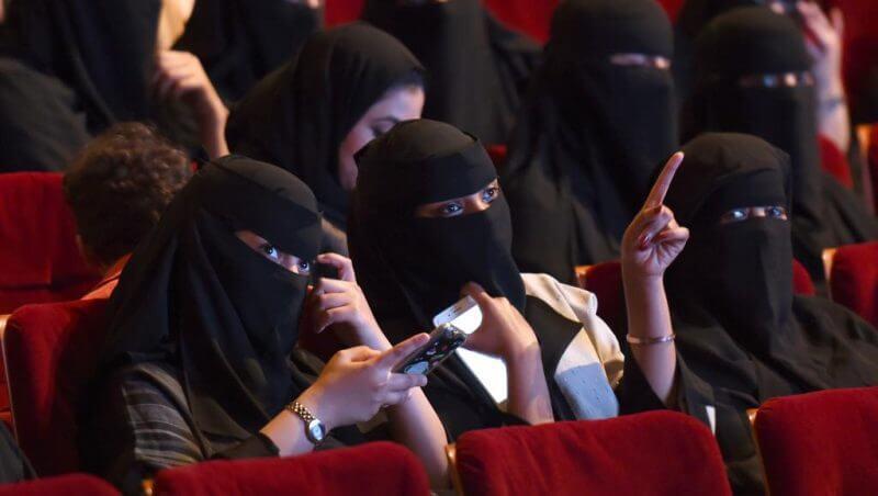 Les cinémas ouvrent (enfin) en Arabie Saoudite