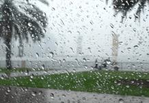 averses orageuses prévues