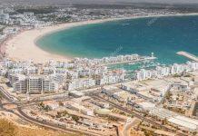 à Agadir