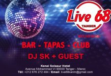 Bar-Tapas-Club Live 68