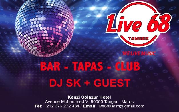 Bar-Tapas-Club Live 68