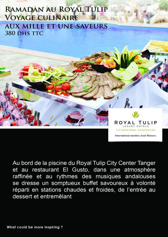 Ramadan au Royal