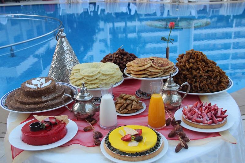 buffet ftour