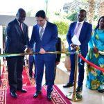 l'Ambassade du Rwanda