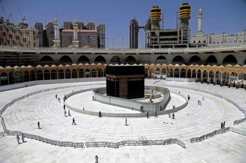 Mosquées de la Mecque