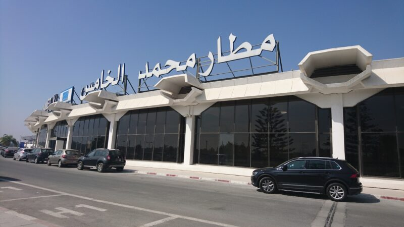 Aéroport Mohamed V