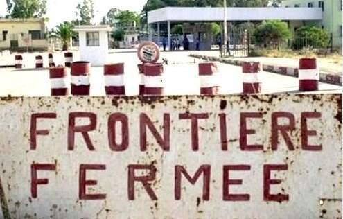 Les frontières
