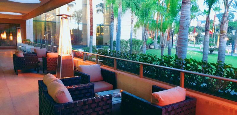 Le Phenix lounge