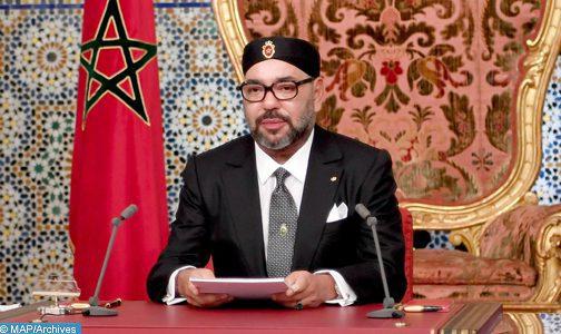 discours royal