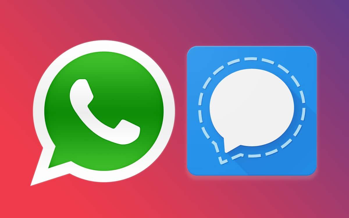 WhatsApp repousse