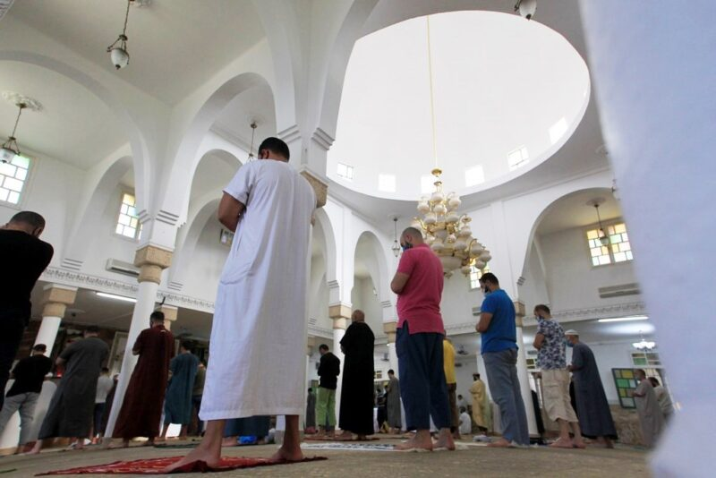 prières de tarawih