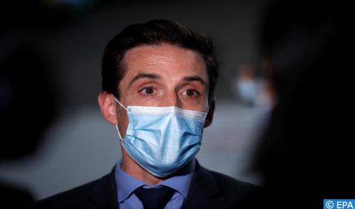 Ministre français