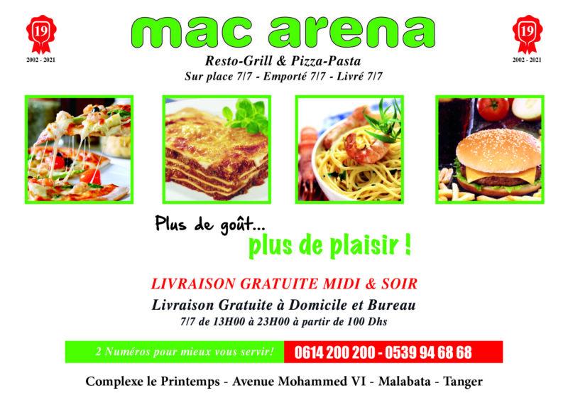 Mac Arena