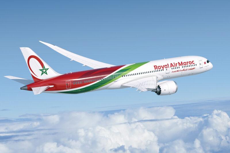 La Royal Air Maroc