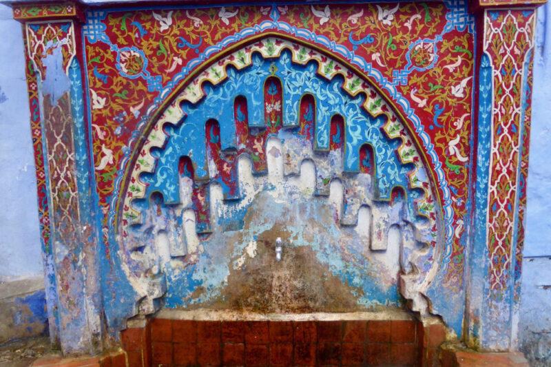 Les lieux mythiques de Chefchaouen- Mon Livret de Voyage