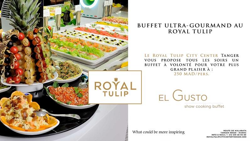 Le restaurant El Gusto