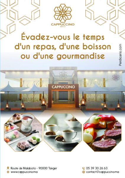 café-restaurant Cappuccino