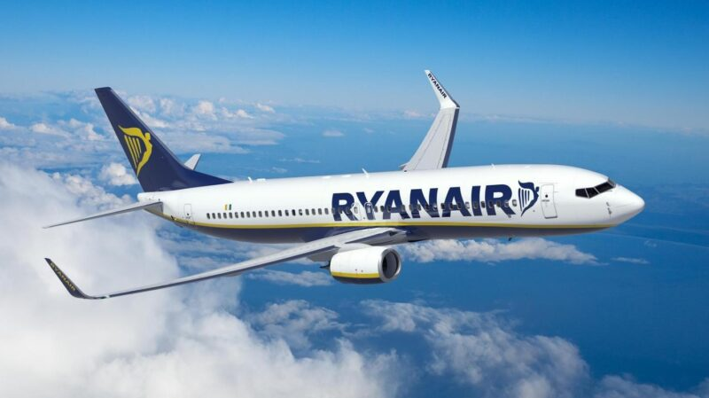Ryanair lance trois nouvelles liaisons